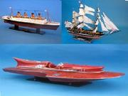 Why Shop at Handcrafted Model Ships (mustansar222) Why Shop at Handcra