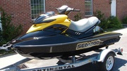 2007 Sea Doo RXP 215HP VTS w/ Trailer 97hrs