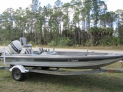 BASS BOAT 1986 Ranger 350V with a Johnson 150