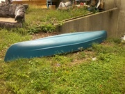 16 foot old town canoe