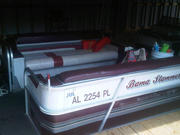 PONTOON BOAT 24 FT FISHER