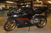 2005 MV Agusta F4-Tamburini. 971 miles on it.